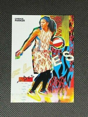 $ CDN12.12 • Buy Tyson Beck X Candace Parker NFS Pack - Limited Edition SP Card #2