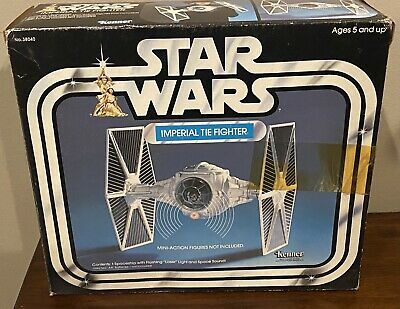 $ CDN302.46 • Buy Kenner Vintage Star Wars Imperial Tie Fighter 1977 Original Box And Instructions
