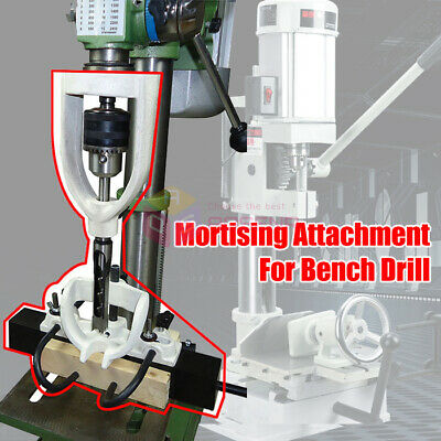 £119.99 • Buy Bench Drill Mortising Locator For Tenoner Woodworking Square Boring Machine