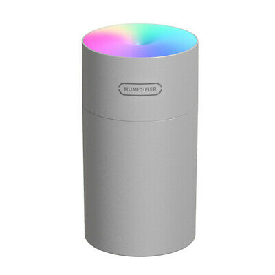 AU12.95 • Buy Timing USB Ultrasonic Dazzle Cup Humidifier Essential Oil Diffuser (Grey)