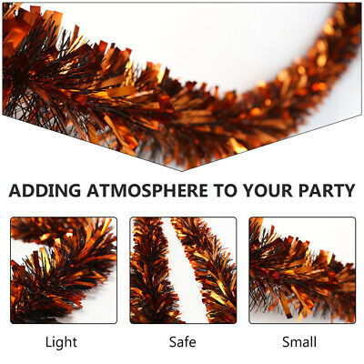 $15.95 • Buy 4 Pcs Of Party Supplies Party Decors Color Strips For Party Bar Wall
