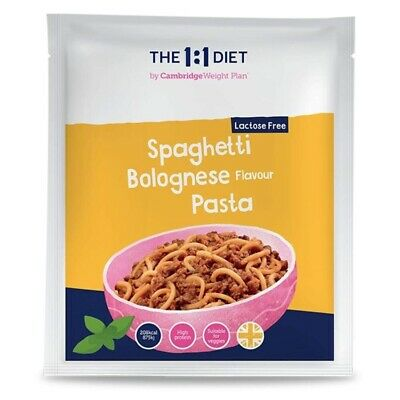 £16 • Buy The 1:1 Weight Plan CWP Diet Products - 7 X Spaghetti🍝 Bolognaise