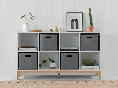 AU199.95 • Buy Mocka Watson 8 Cube Storage Unit Bookshelves