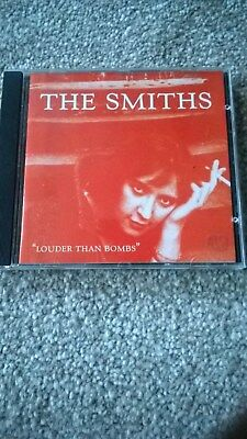 The Smiths Louder Than Bombs CD • 3.59£