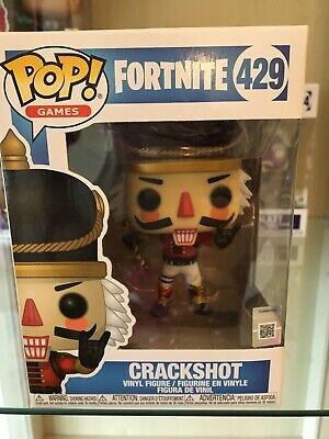 $ CDN34.01 • Buy Funko Pop! Fortnite - Crackshot #429 Bnib