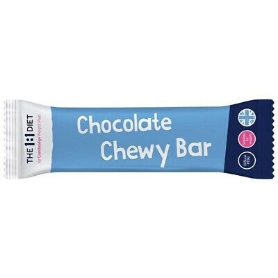 £16 • Buy The 1:1 Weight Plan CWP Diet Products - 7 X Chocolate 🍫 Chewy Bar
