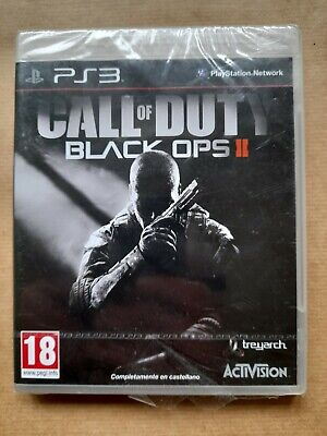 £47.90 • Buy CALL OF DUTY BLACK OPS II 2 ~ PAL ESP ~ PS3 PlayStation 3 ~ *BRAND NEW & SEALED*