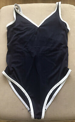 £1.75 • Buy Navy Maternity Swimsuit From Next. Size 18.