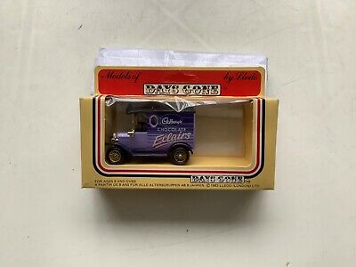 £9.95 • Buy Lledo Days Gone Made In England Ford Model T Cadburys Eclairs Delivery Van.