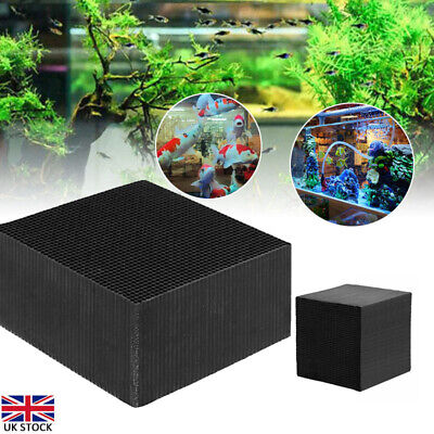 £7.32 • Buy Eco-Aquarium Water Purifier Cube Fish Tank Cleaning Activated Carbon Rubiks Cube
