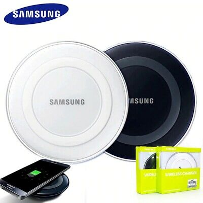 $ CDN13.22 • Buy Samsung Wireless Charger Original Charging Pad For Galaxy S8 S9 S10 Note 10