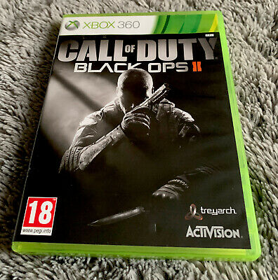£10 • Buy Call Of Duty Black Ops 2 Xbox 360 Game