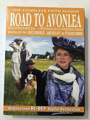 £21.26 • Buy Road To Avonlea: The Complete Fifth Season (DVD)