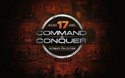 AU13.34 • Buy Command And Conquer The Ultimate Collection (17 Games) PC Game ORIGIN KEY GLOBAL
