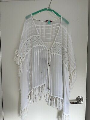 AU21 • Buy Tigerlily Beach Cover Up Size M