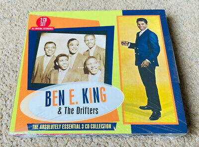 £3.99 • Buy Ben E. King & The Drifters - The Absolutely Essential 3 CD Collect NEW SEALED