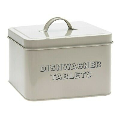 £3.49 • Buy Home Sweet Home Dishwasher Tablets Tin - Cancer Research UK