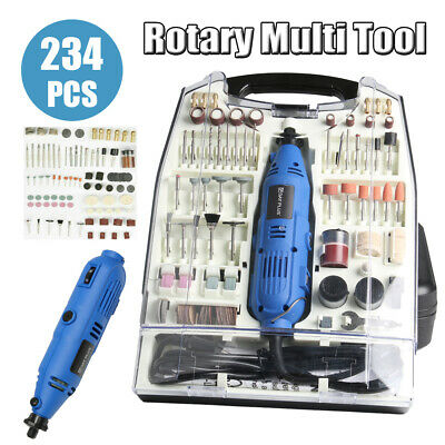 £38.40 • Buy Hobby Craft Mini Drill Grinder Combi Multi Rotary Tool Modeling Electric Dremel