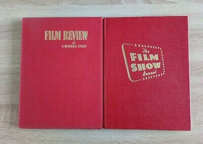 £12.50 • Buy The Film Show Annual/Film Review Annual 1958-59 Hardback Book Bundle X 2
