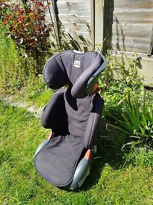 £10 • Buy Graco Junior Maxi Lightweight 4-12 Years Kids High Back Booster Car Seat - Blac…