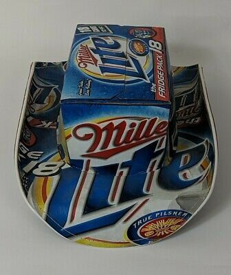 $49.95 • Buy Miller Lite Cardboard Cowboy Hat Made From Fridge Pack Box / Limited Production