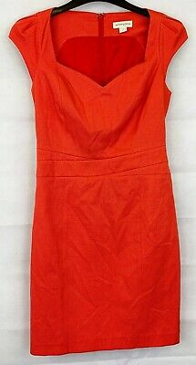 £11.99 • Buy MONSOON Womens Coral Dress Size 8