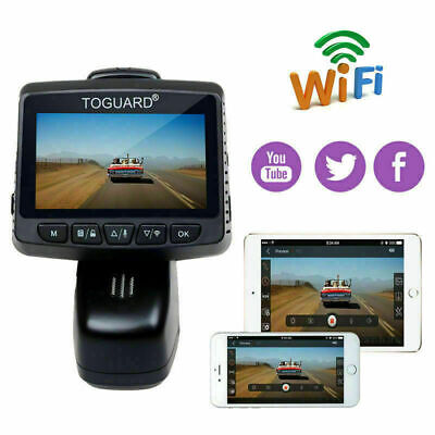 AU40.99 • Buy Dash Cam WiFi Stealth FHD 1080P Car Dashboard Camera TOGUARD DVR Recorder AU