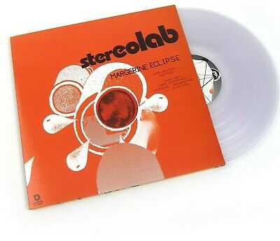 £39.50 • Buy Stereolab ~ Margerine Eclipse ~ CLEAR VINYL 3LP ~ Remastered/Expanded ~ NEW/MINT