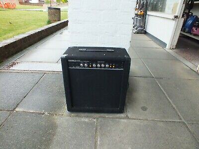 £70 • Buy Acoustic Solutions Je50 Guitar Amp 68watts