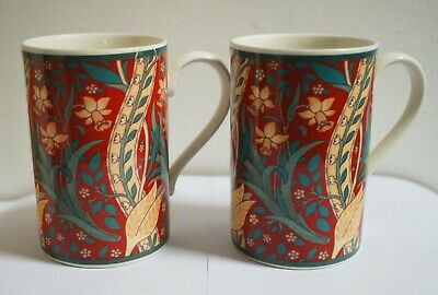 £11.99 • Buy Vintage Collectable Liberty London Trent Mugs - Pair, Made In England