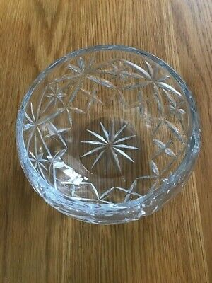 £0.99 • Buy Caithness Crystal Fruit Bowl - Boxed And In Excellent Condition
