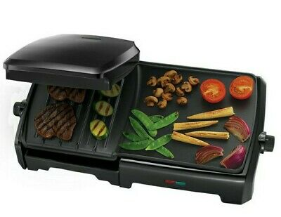£62 • Buy George Foreman Family Portion Grill & Griddle -Variable Temperature, Non-Stick N