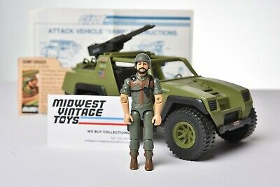 $ CDN24.80 • Buy Vintage GI JOE - VEHICLE 1983 Vamp W/ Clutch 100% COMPLETE  HASBRO