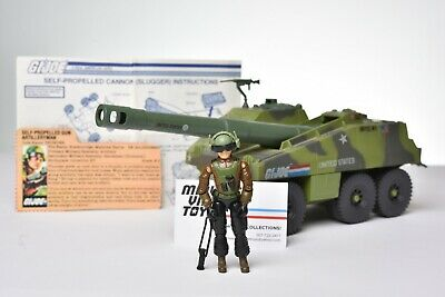 $ CDN67.76 • Buy Vintage GI JOE - VEHICLE 1984 Slugger W/ Thunder 100% COMPLETE  HASBRO
