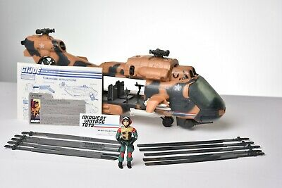 $ CDN52.03 • Buy Vintage GI JOE VEHICLE 1986 TOMAHAWK W/ LIFT TICKET - HASBRO