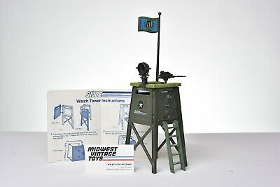 $ CDN14.05 • Buy Vintage GI JOE - VEHICLE 1984 WATCHTOWER 100% Complete - HASBRO