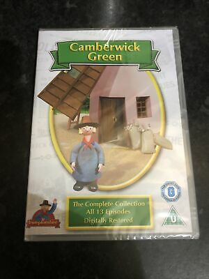£5.99 • Buy Camberwick Green - The Complete Collection (DVD, 2007) NEW AND SEALED
