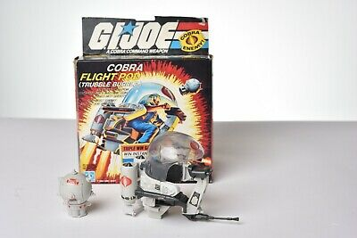 $ CDN56.87 • Buy Vintage GI JOE - VEHICLE 1985 COBRA FLIGHT POD 100% COMPLETE - HASBRO