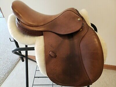 $850 • Buy 17  M Toulouse Padjette  Wide Tree Close Contact Saddle