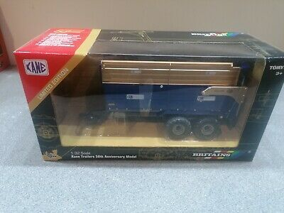 £39.99 • Buy Britains Kane Silage Trailer 50th Anniversary Model