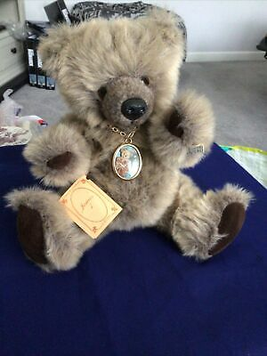£15.99 • Buy Super Cute Little Folk Collectors Brown/Grey Jointed Teddy Bear -  James 1. 1989