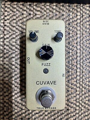 $ CDN21.31 • Buy Cuvave Fuzz Guitar Effects Pedal
