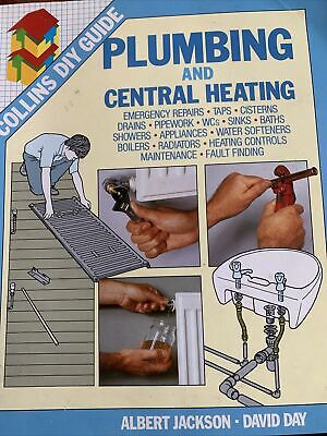 £3.59 • Buy Plumbing And Central Heating By Day, David Paperback Book 1988