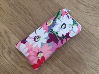 £5.65 • Buy Zipped Glasses / Sunglasses Case (t) Made Using Cath Kidston Fabric By Dawn