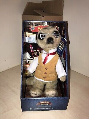 £9.99 • Buy Compare The Meerkat Yakov Toy With Certificate
