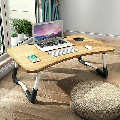 £10.69 • Buy Adjustable Portable Laptop Stand Lazy Lap Sofa Bed PC Desk Notebook Table Tray