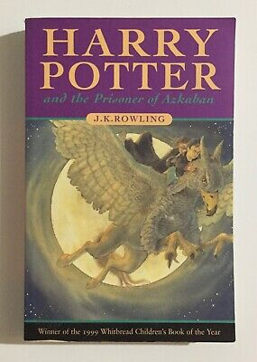 $ CDN10 • Buy Harry Potter And The Prisoner Of Azkerban, By J.K.Rowling