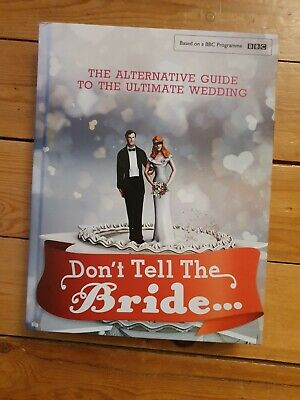 £1.30 • Buy Don't Tell The Bride (Hardcover, 2015)