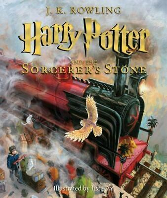 $ CDN10.28 • Buy Harry Potter And The Sorcerer's Stone By J. K. Rowling (2015, Hardcover)