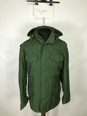 $141.04 • Buy Vintage Alpha Industries M65 Parka Size Xs Made In Usa